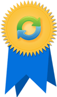Best B2B blogs ribbon
