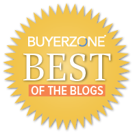 BuyerZoneBEst of the Blogs