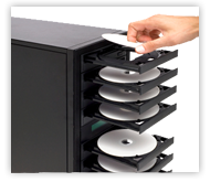CD DVD Duplication Equipment
