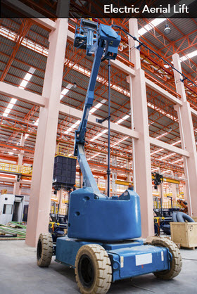 Electric Engine Aerial Lift