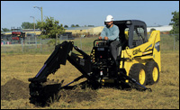 Gehl Skid Steer - Consider the Improved Lifting Capacity
