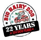 Big Hairy Dog logo