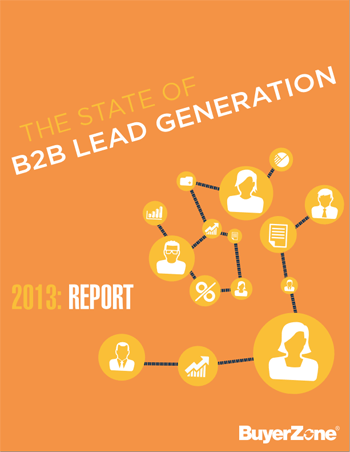State of B2B Lead Generation
