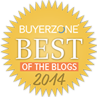 Best of BuyerZone Work Life Balance Blog Recipient