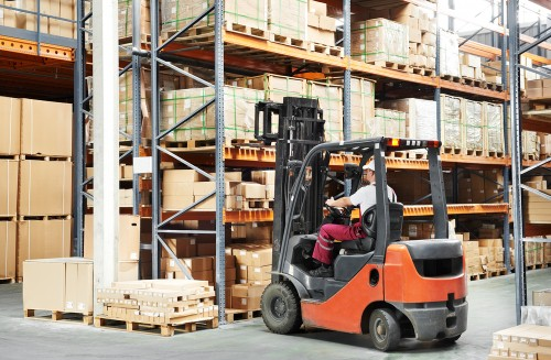 Toyota Material Handling to offer advice on forklift safety