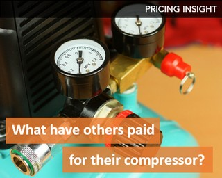 Air Compressor Pricing