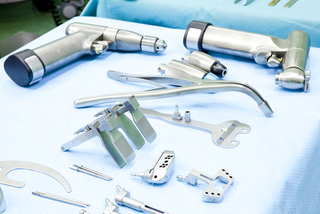 Air Powered Surgical Equipment