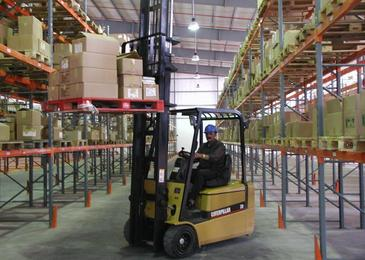 fuel cell powered forklifts