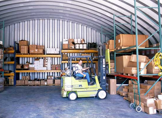 Storage Warehouse Steel Buildings