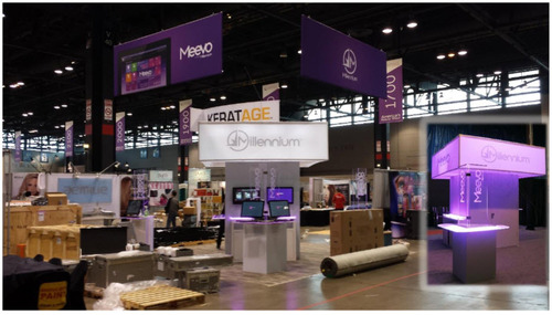 Custom Trade Show Display Booths