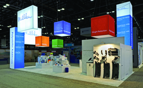 Branded Event Trade Show Display Booths