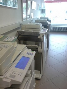 Copy Machine Station