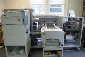 Old Wide Format Printing Model