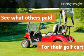 Golf Cart Pricing