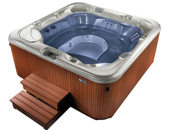 Hot Tub With Heaters