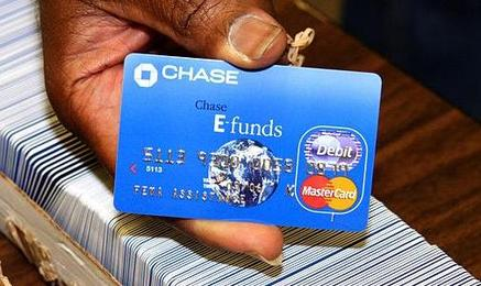 Chase Debit Card
