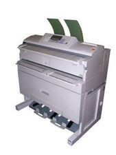 Heavy Duty Printer and Scanner