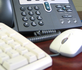 Virtual Hosted Phone System